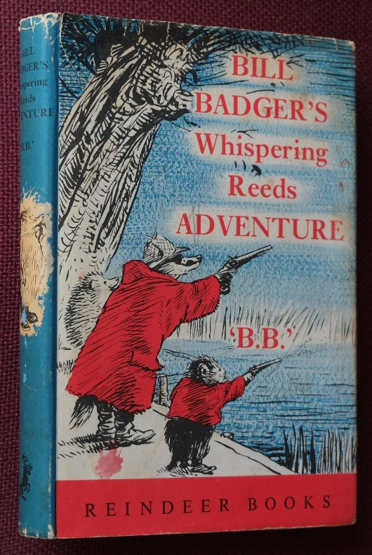 Image for Bill Badger's Whispering Reeds Adventure