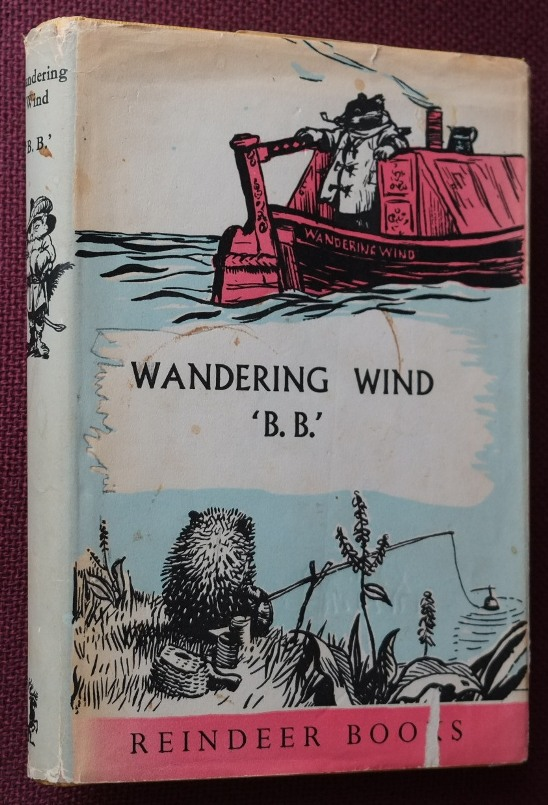 Image for Wandering Wind