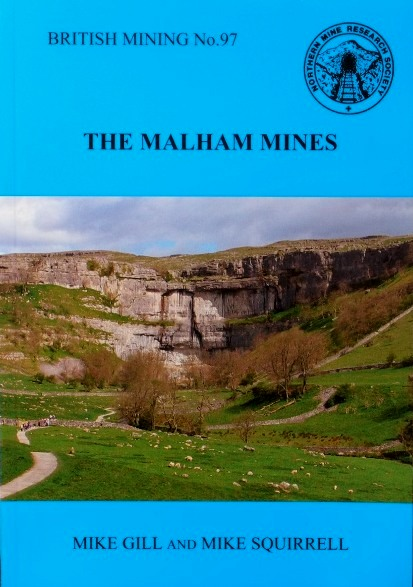 Image for The Malham Mines (British Mining No.97)