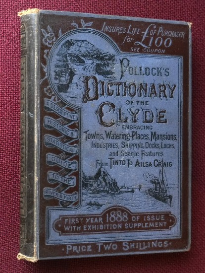 Image for Pollock's Dictionary of the Clyde from Tinto to Ailsa Craig