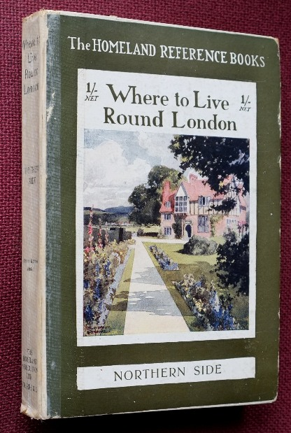 Image for Where to Live Round London (Northern Side)