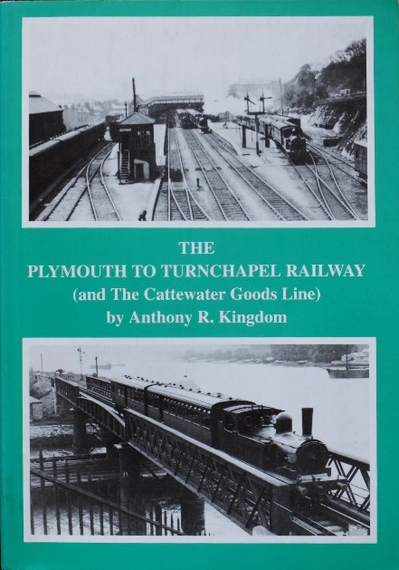 Image for The Plymouth to Turnchapel Railway (and the Cattewater Goods Line)