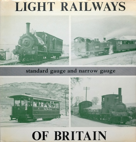 Image for LIGHT RAILWAYS OF BRITAIN