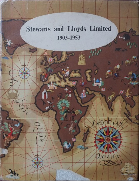 Image for STEWARTS AND LLOYDS LIMITED 1903 - 1953