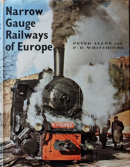 Image for NARROW GAUGE RAILWAYS OF EUROPE